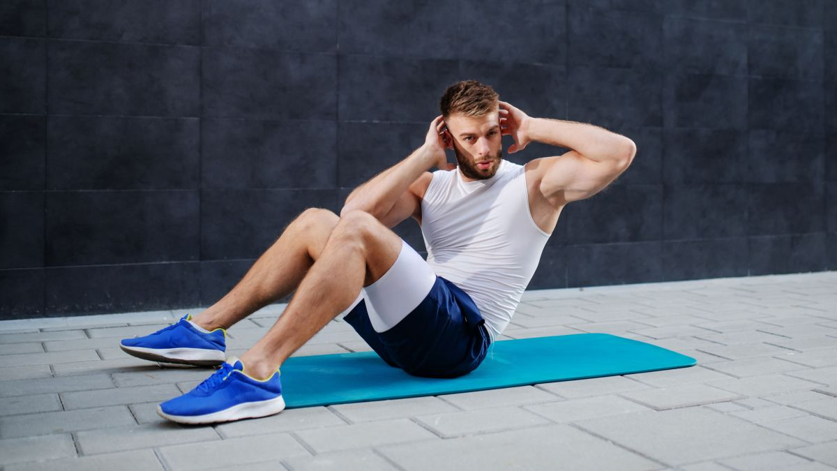 How to do bicycle crunches: Get stronger core muscles and tone up