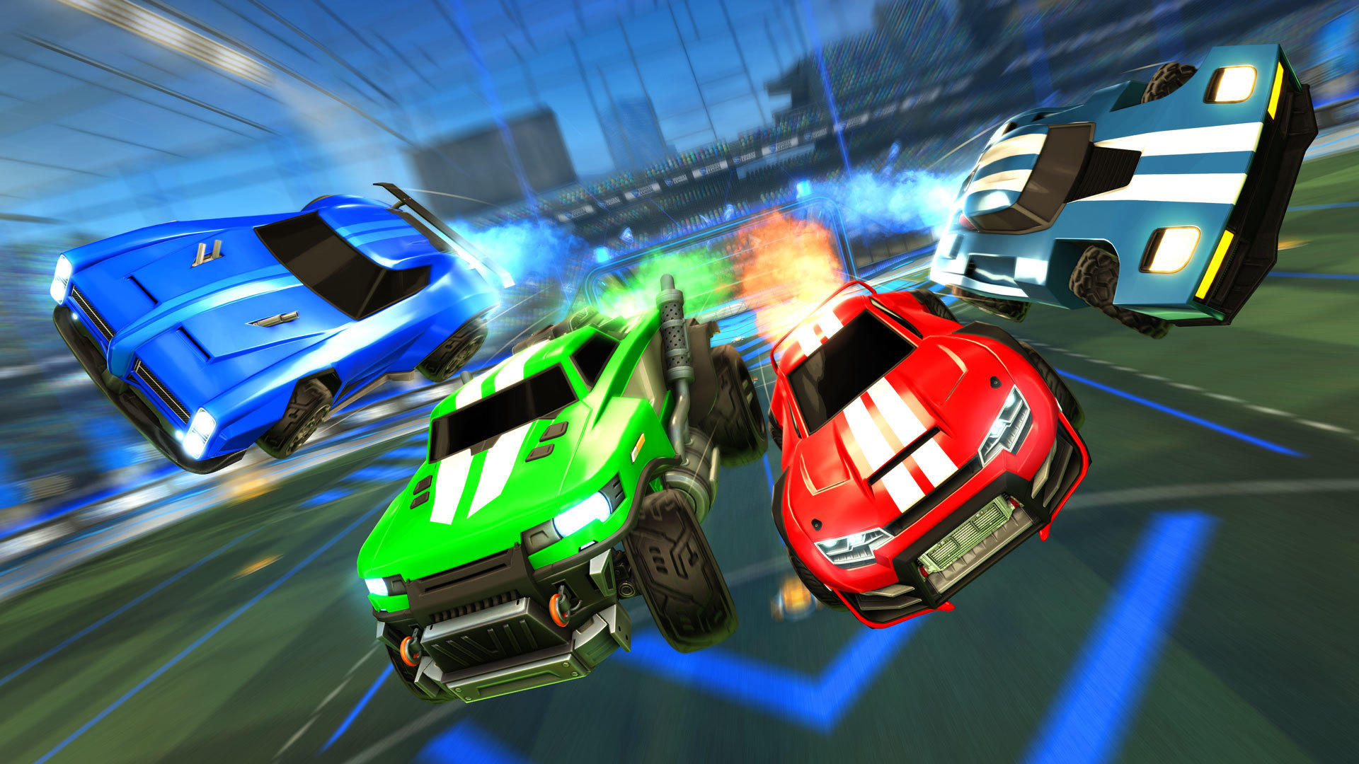 Rocket League disables Crate Keys in the Netherlands and Belgium