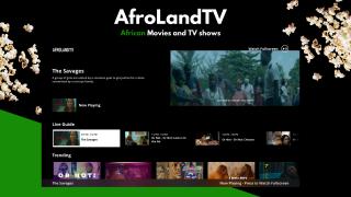 AfroLandTV x1 Flex Comcast