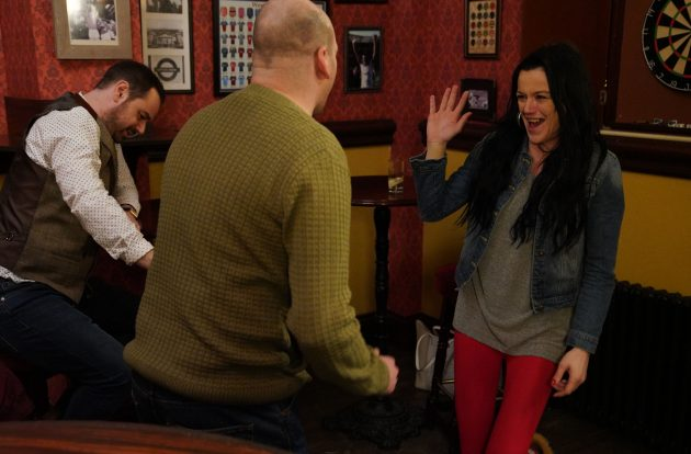 EastEnders Spoilers: Hayley Slater causes BIG trouble for Mick Carter