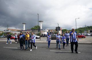 Sheffield Wednesday v Huddersfield Town – Carabao Cup – First Round – Hillsborough Stadium
