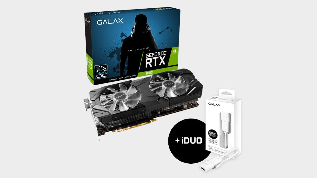 Grab an RTX 2080 on sale for $589, the lowest price we've ever seen - PC Gamer thumbnail