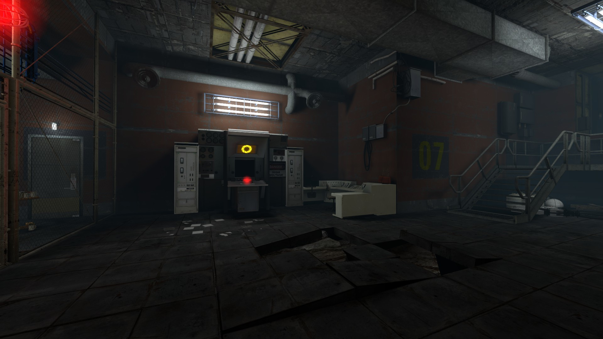 Ambitious Portal 2 mod Destroyed Aperture is still alive despite long silence | PC Gamer