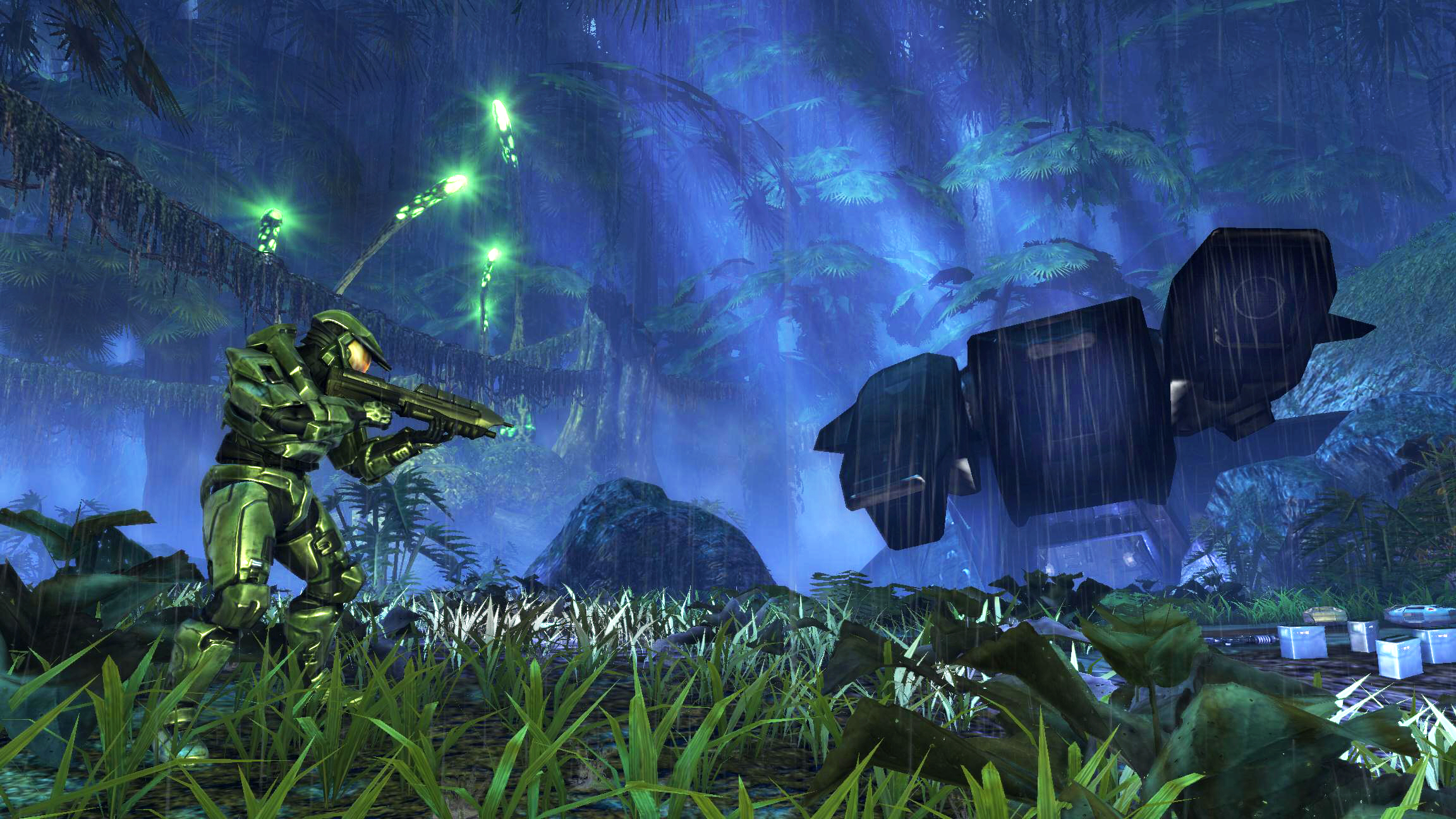 The story behind Halo: Combat Evolved's massive success on