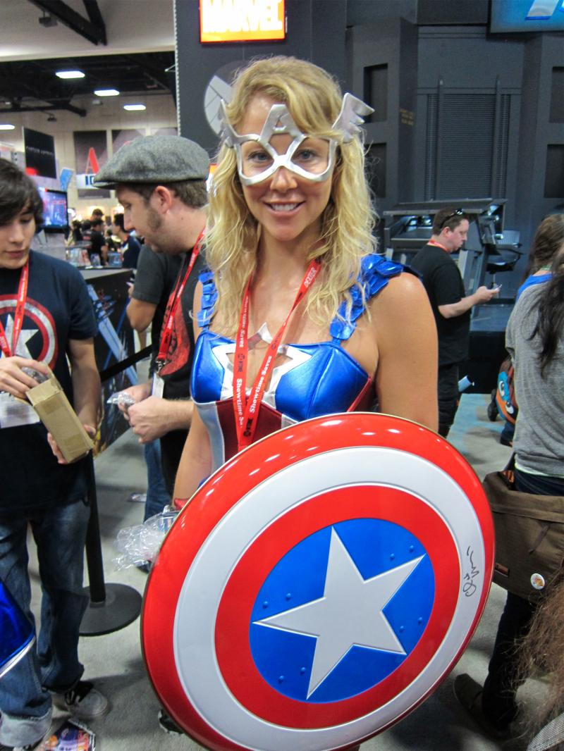 Comic Con 2011: The Best Costumes Of Day 4 #4944