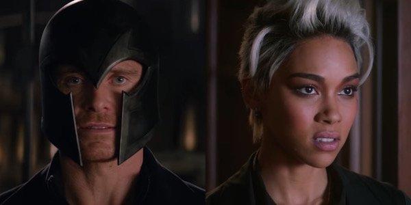 Magneto and Storm in Dark Phoenix
