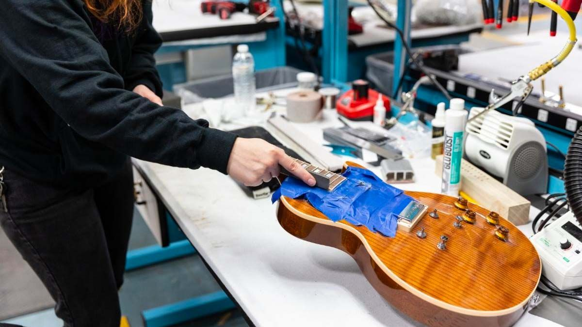 Gibson relaunches its Nashville-based Repair & Restoration Shop – all  guitars welcome | MusicRadar