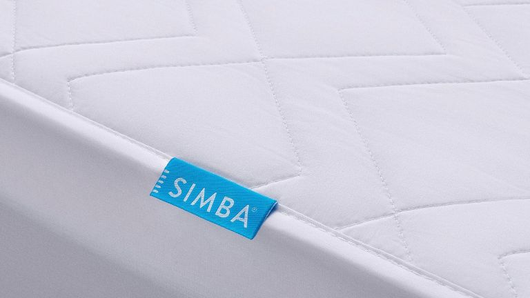 best mattress protector: Simba Performance Mattress Protector