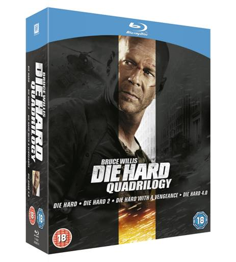 Blu-ray review | Die Hard Quadrilogy - Two decades, four