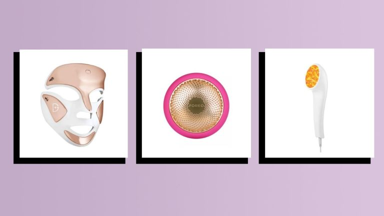 best red light therapy devices main collage of three product picks