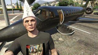 GTA Online's dunce cap