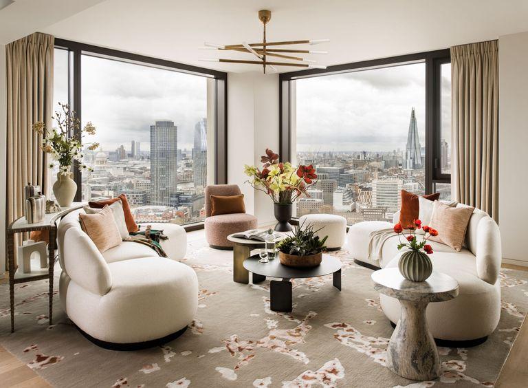 Living room - new neutrals