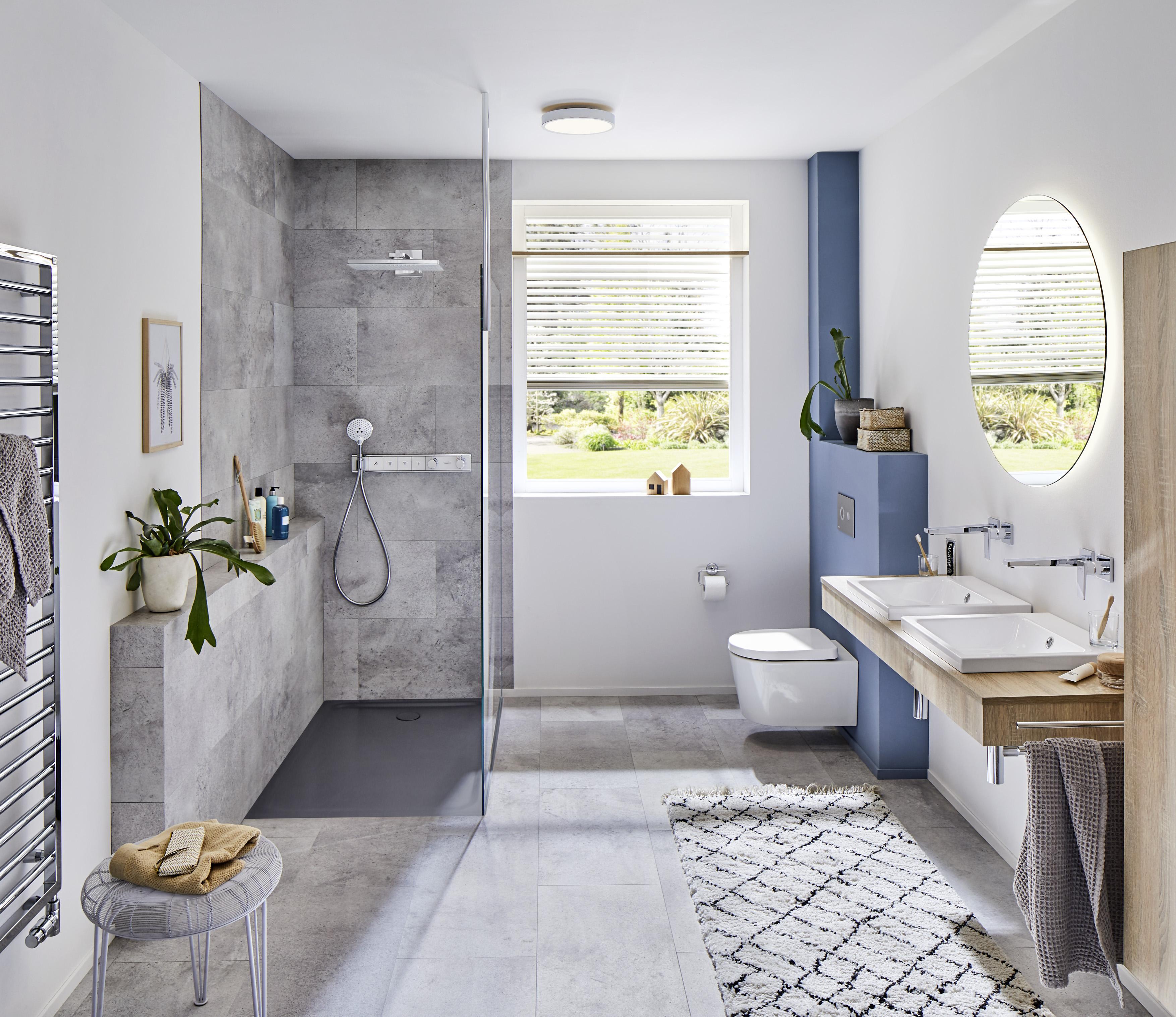 11 Beautiful Shower Room Ideas Homebuilding