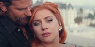 Lady Gaga in A Star is Born