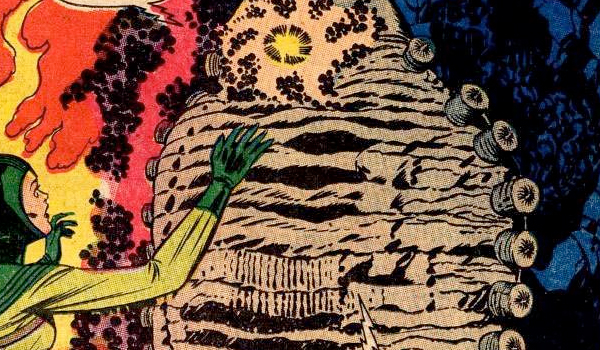 Adam Warlock Fantastic Four Introduction Him Cocoon