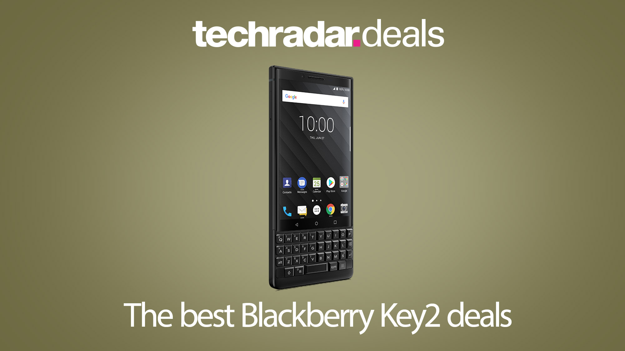 The best BlackBerry Key2 deals in September 2019 | TechRadar
