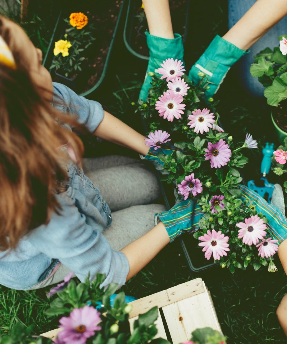 Three top tips on how to involve your children in gardening this summer