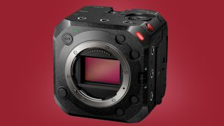 Modular Panasonic BS1H is a brilliant video camera squashed into cube form