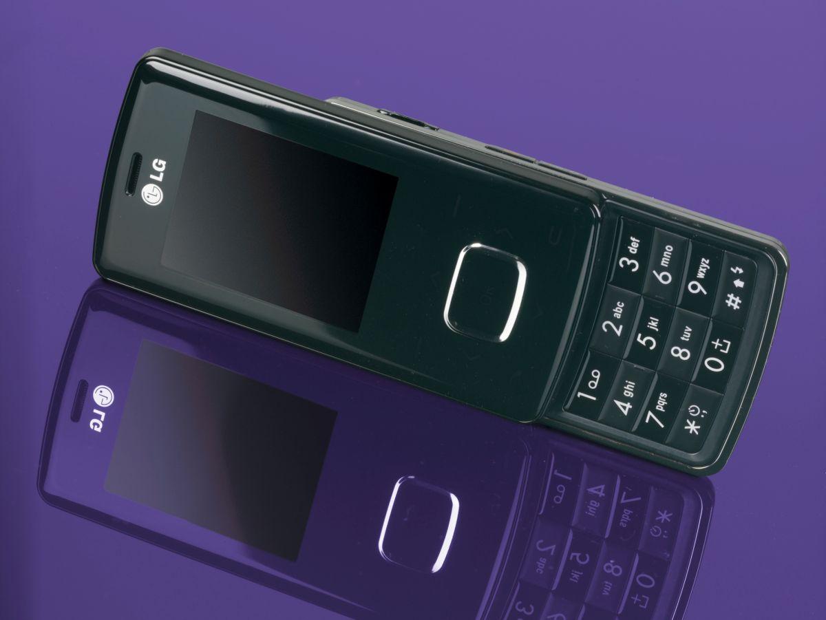 LG KG800 Chocolate review   TechRadar