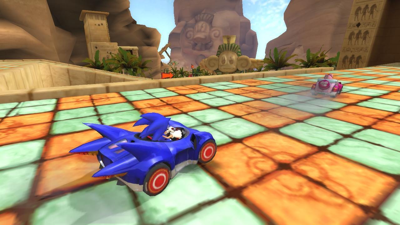 Sonic & Sega All-Stars Racing review   GamesRadar+