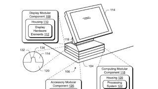 Microsoft modular AiO
