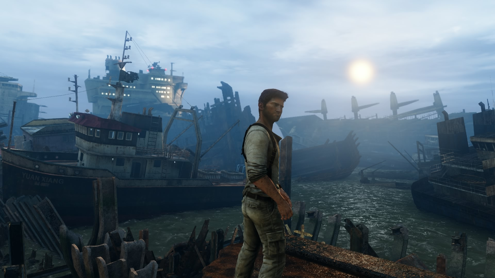 Uncharted The Nathan Drake Collection Review Gamesradar