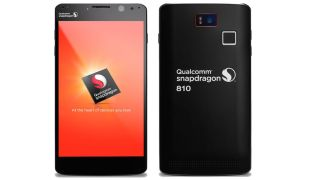Qualcomm's Snapdragon 810 handset is a look at next year's phones