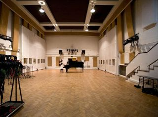 The legendary Studio 2