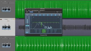 EQ tweaks can help you bassline to sit better in the mix