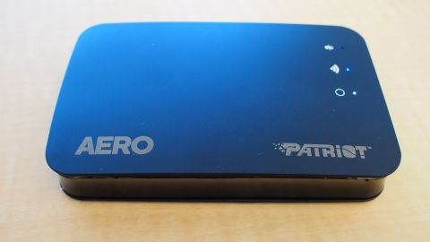 Patriot Aero 1TB Wireless Mobile Drive