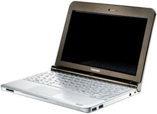 The Toshiba NB200 sports a 10.1-inch screen