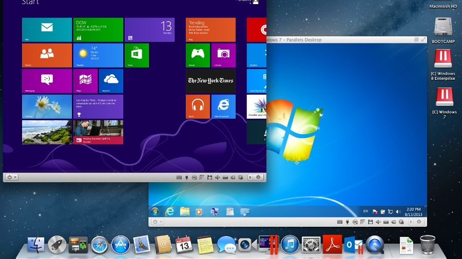 Windows Start Menu Makes Mac Return In Parallels Desktop 9