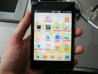 Hands on: LG Optimus Vu review