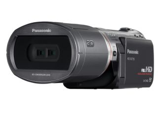 Panasonic brings 3D to camcorder range