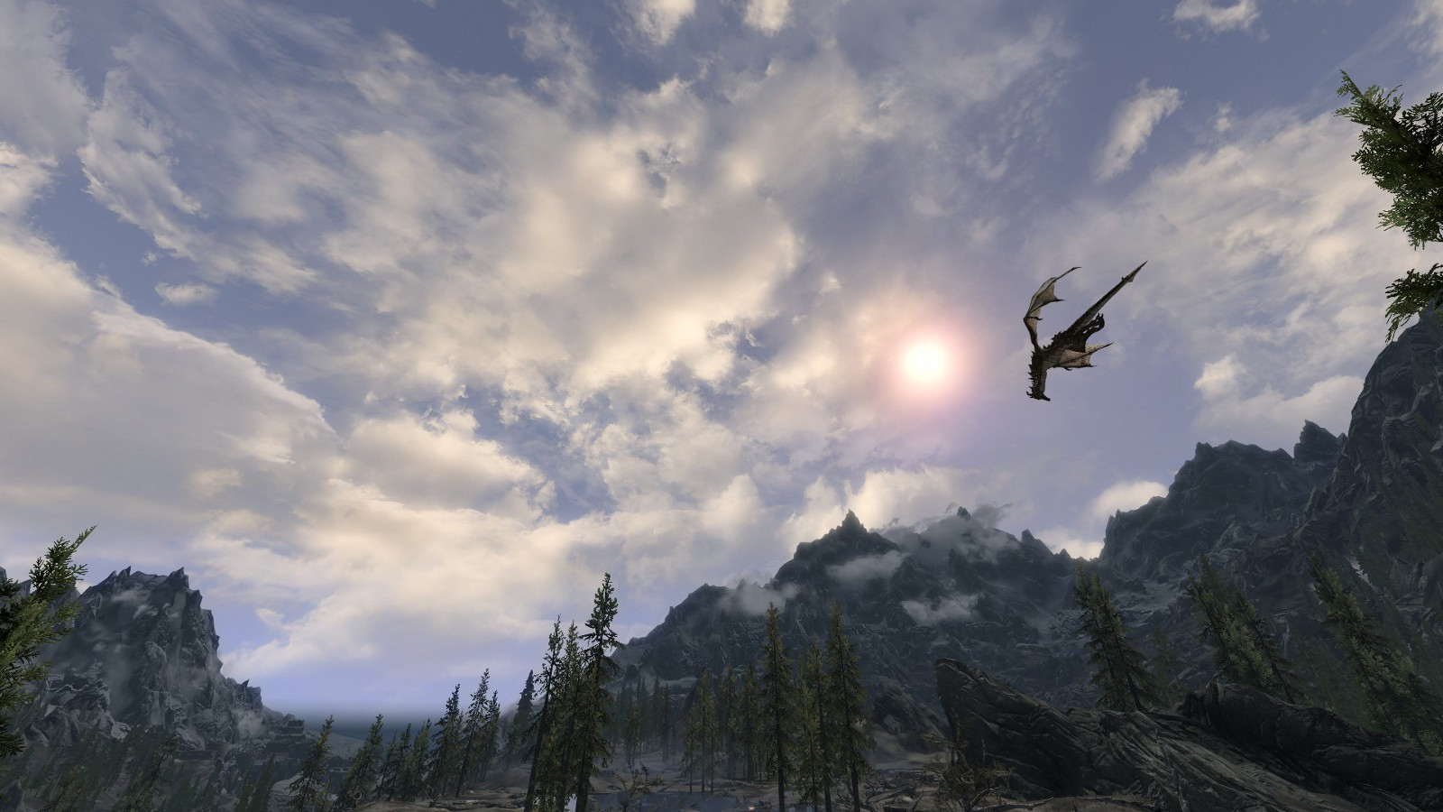 the best skyrim mods: climates of tamriel