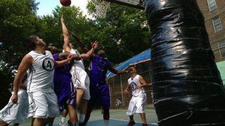 Lumia 1020 basketball