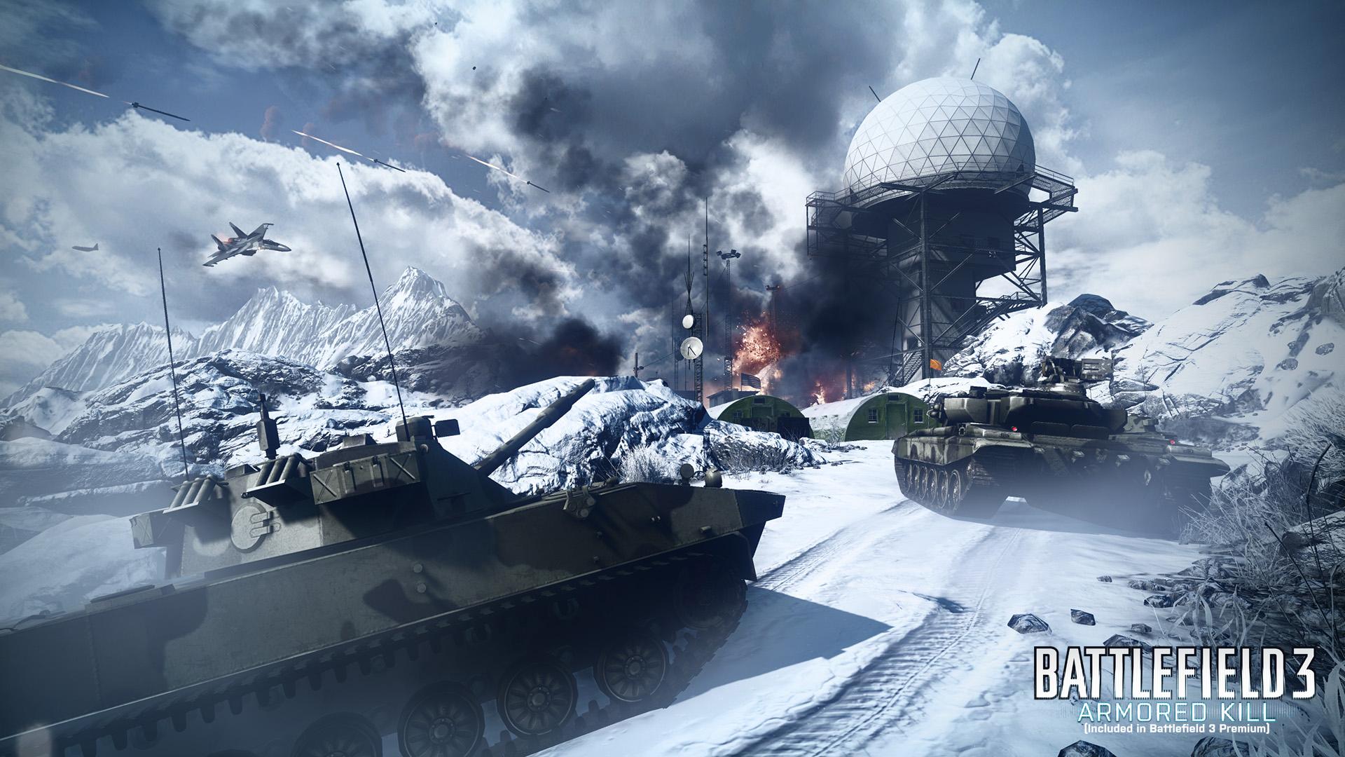 Battlefield 3: Armored Kill DLC review | GamesRadar+