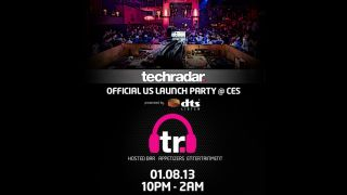 TR Launch Party