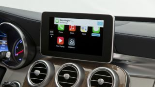 Aftermarket Apple CarPlay