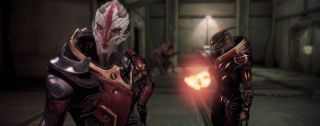 Mass Effect 3 Omega Nyreen