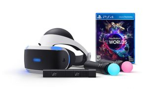 PlayStation VR's launch bundle is ready for pre-order