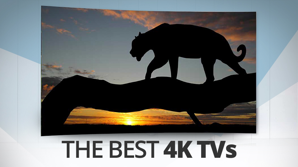 Best 4k Tv 2019 8 Awesome Ultra Hd Tvs You Need To See Believe Techradar