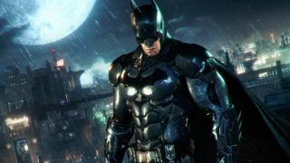 Sad Batman Arkham Knight