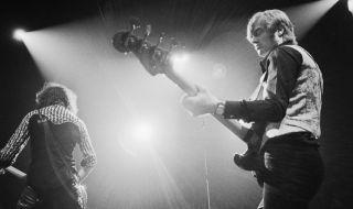 Led Zeppelin s secret weapon John Paul Jones onstage in the 70s