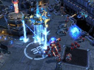 StarCraft II - a major gaming event