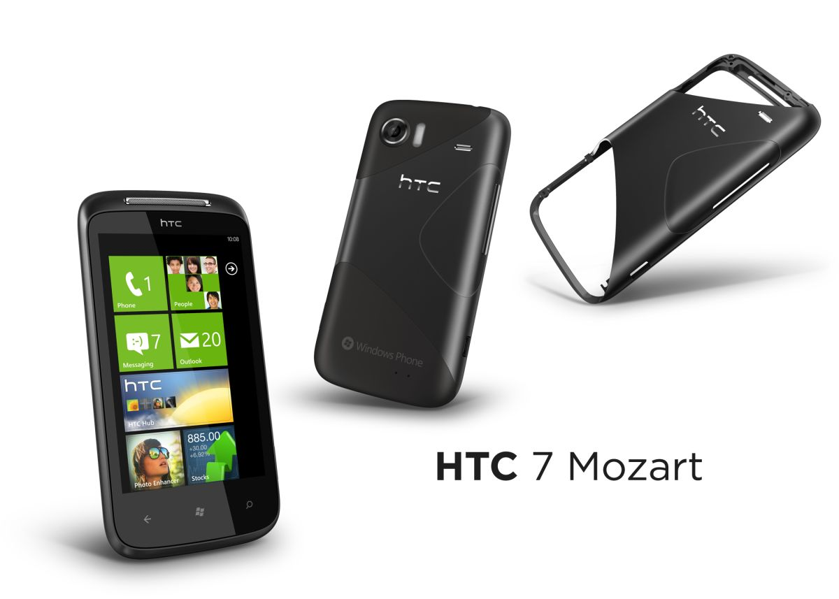 Htc 7 Mozart (Windows Phone 7)
