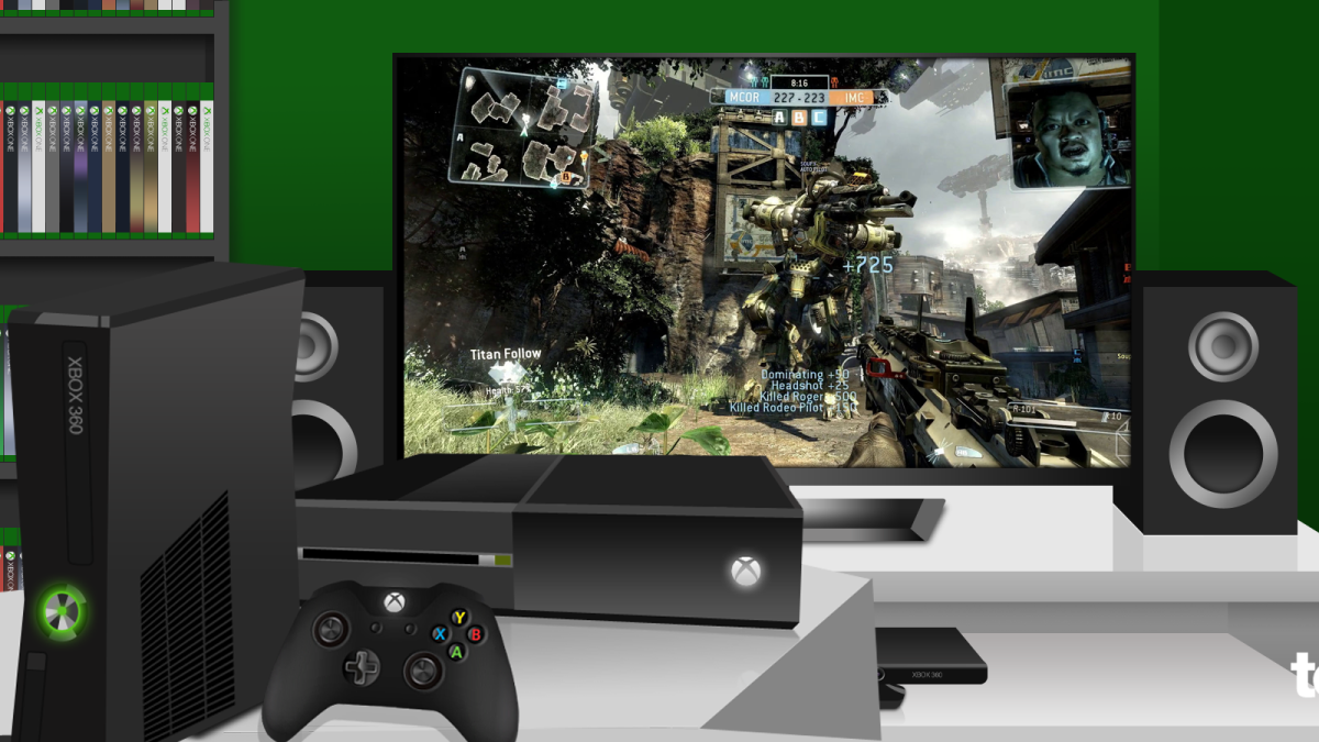 The Xbox One Is Losing The War But Titanfall Is A Weapon