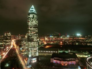 Frankfurt plays host to Musikmesse on a yearly basis.