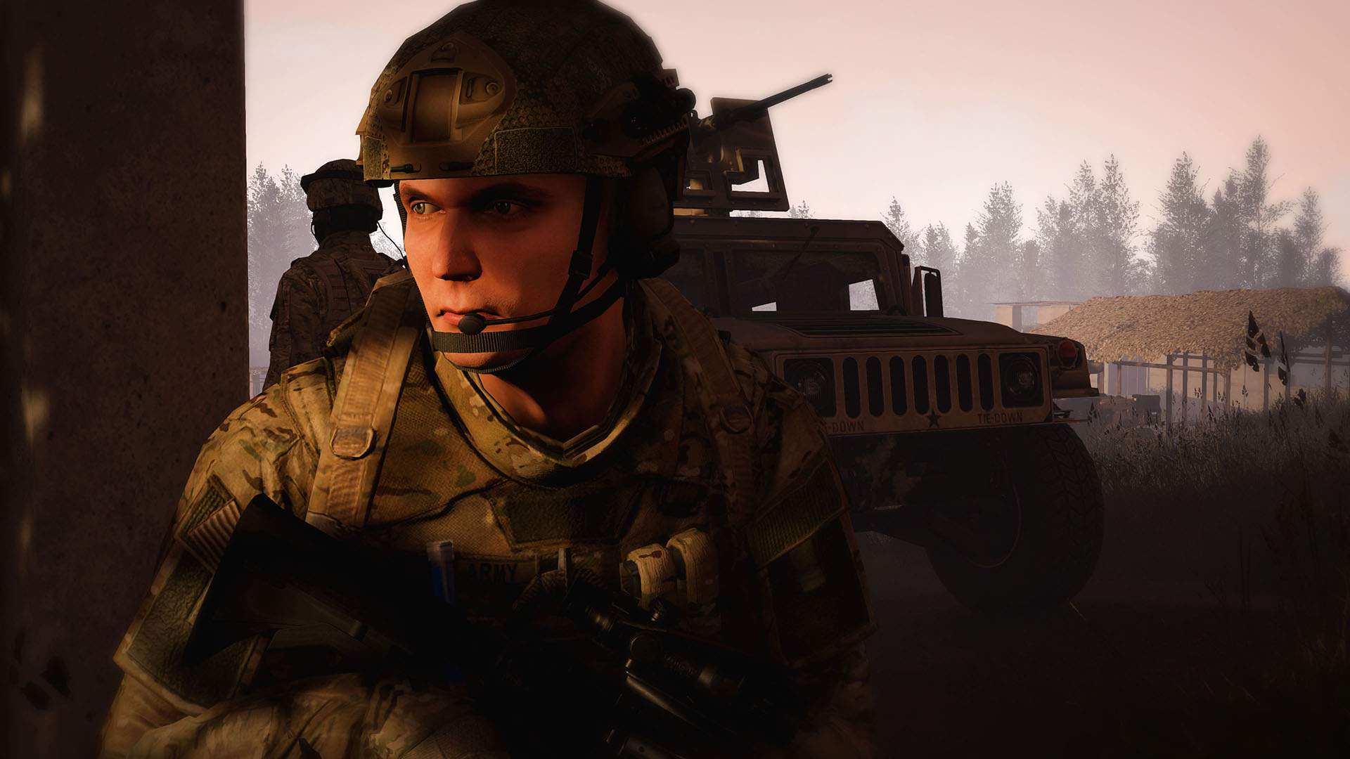 Squad is an exceptional military shooter so far