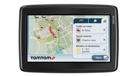 TomTom Go Live 825 Europe